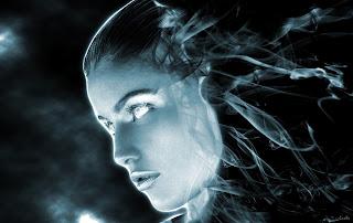 girl ghost 3d wallpaper for desktop