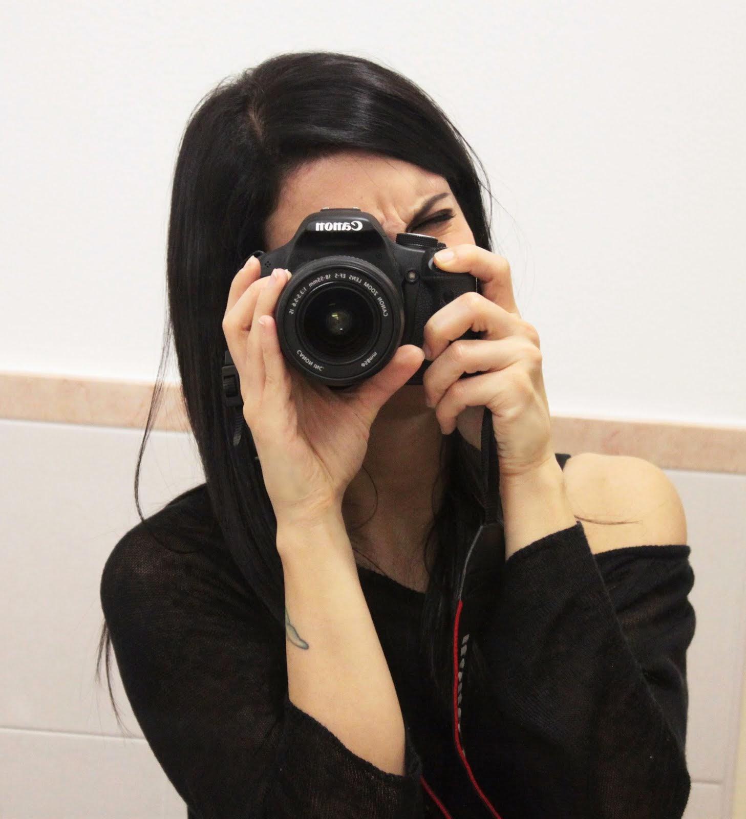 Il mio obiettivo? Riuscire a proiettare la vita nelle foto...