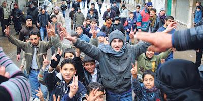 kisah sebenar syria