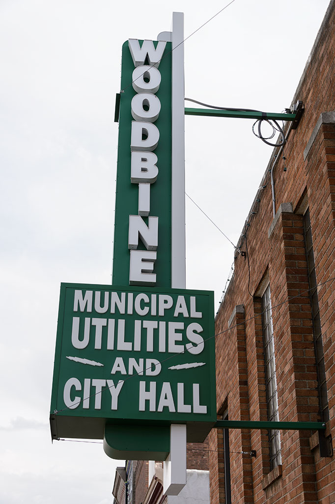 Woodbine Municipal Utilities