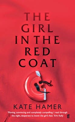 CURRENT READ: THE GIRL IN THE RED COAT by Katie Hamer