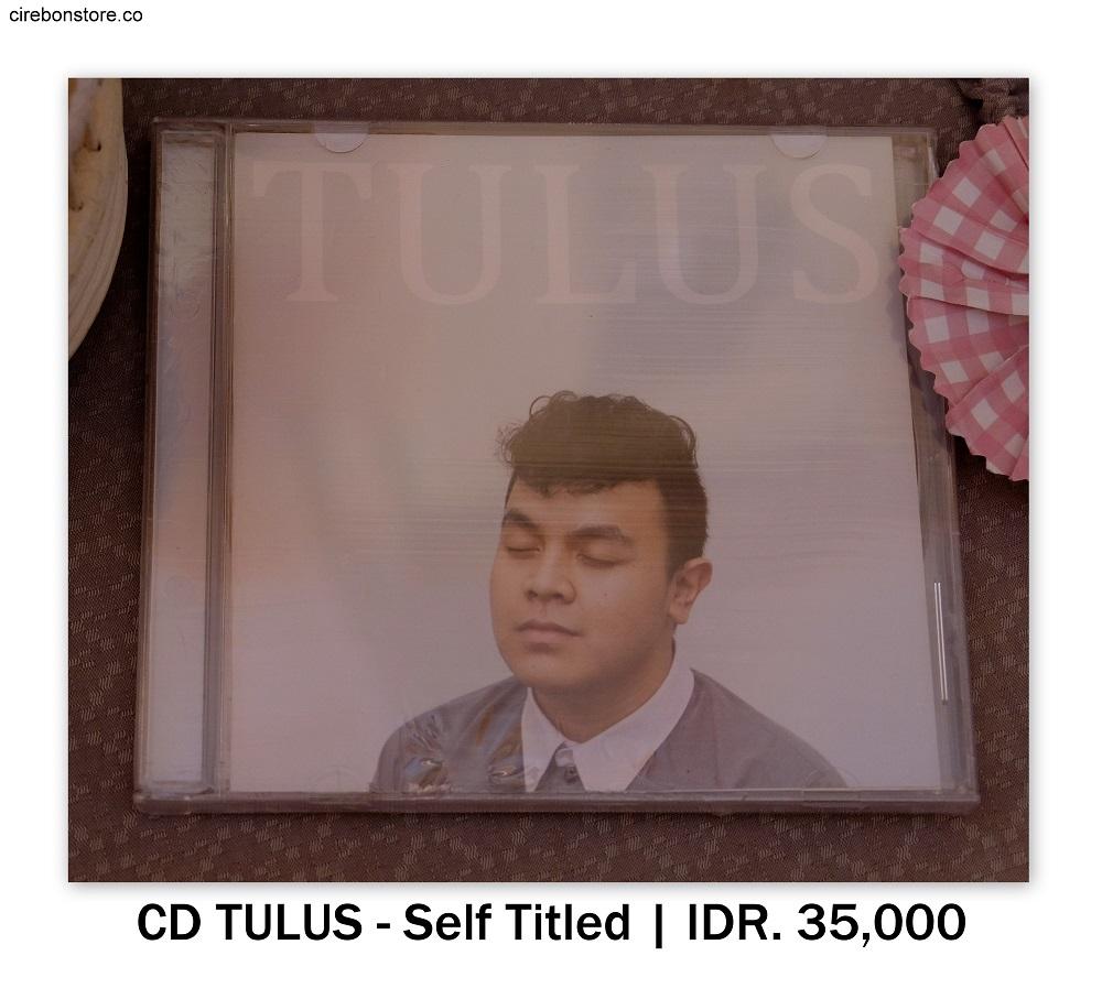 CD TULUS - SELF TITLED