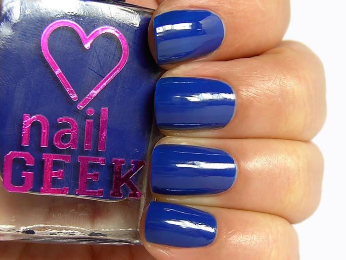 I Heart Makeup Nail Geek - Into the Night