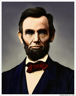 Beberapa Tokoh Terkenal Yang Pernah Tertembak - Abraham Lincoln
