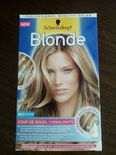 Velicita01 makeup area mechas en casa blonde schwarzkopf - Como hacer mechas en casa sin gorro ...