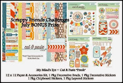 Scrappy Friends JuLY BONUS Prize