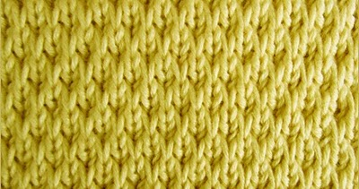 Long-Slip Textured Knitting Stitch Patterns