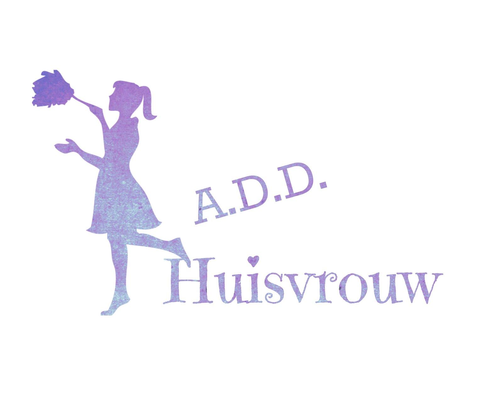 ADD Huisvrouw/ Wondermama
