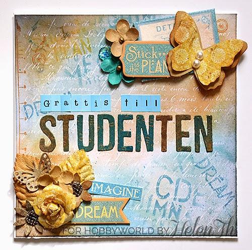 Studentkort - HelenTh