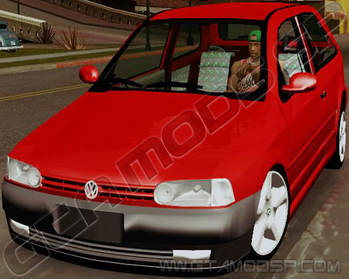 GTA SA - Volkswagen Gol G2 (Bola - Bolinha) Sp