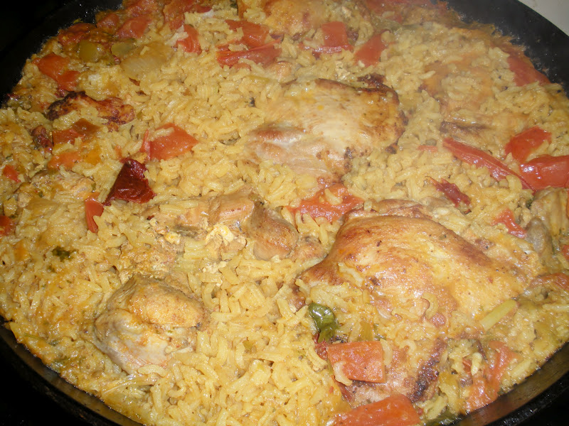 ... arroz con pollo arroz con pollo lightened up arroz con pollo lightened