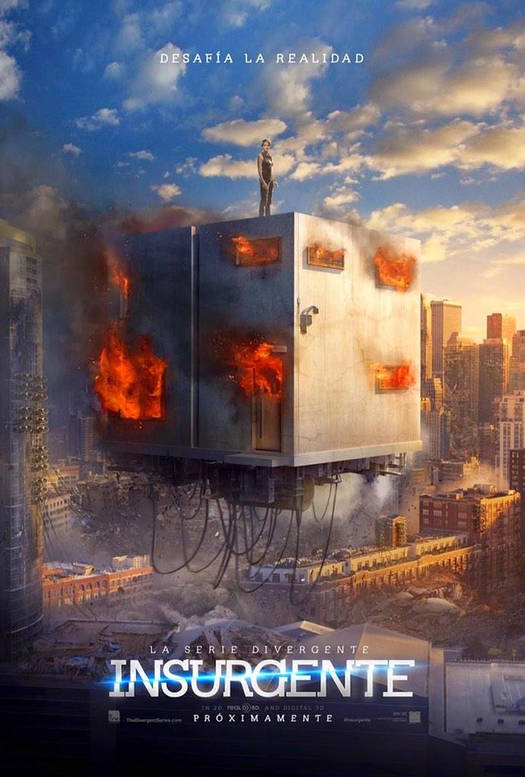 La Serie Divergente: Insurgente (01-04-2015)