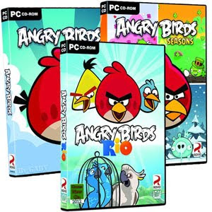 Free Portable Game Angry Birds Trilogy 2012 For PC