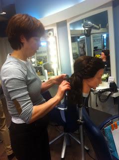 Sostenible Beauty Concepts,Davines Asturias, curso recogidos peinados