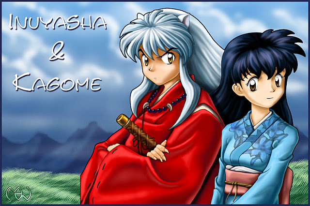 Inuyasha cartoon wallpaper