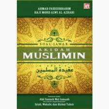 AKIDAH MUSLIMIN (Universiti al-Azhar)- Karangan Ustaz Ahmad-