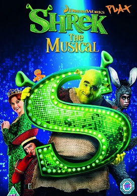 Shrek the Musical (2013) DVDRip XviD