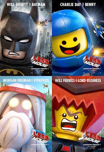 The Lego Movie (BRRip HD Español Latino) (2014)