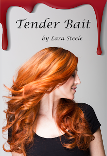 Tender Bait Book Cover by Lara Steele