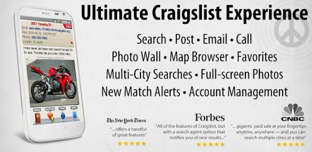 c•PRO+ craigslist Client Droid v1.962