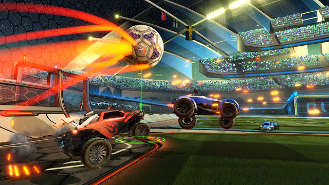 Rocket League Review Screenshot