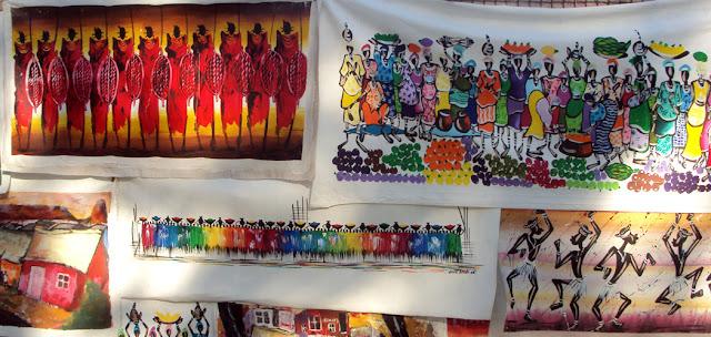 Harkerville Market Art