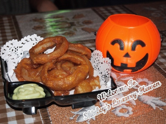 woody family cafe peranankan crispy onion rings
