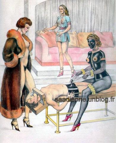 accessoire sexe sexe Crossdresser
