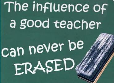 Good teacher?