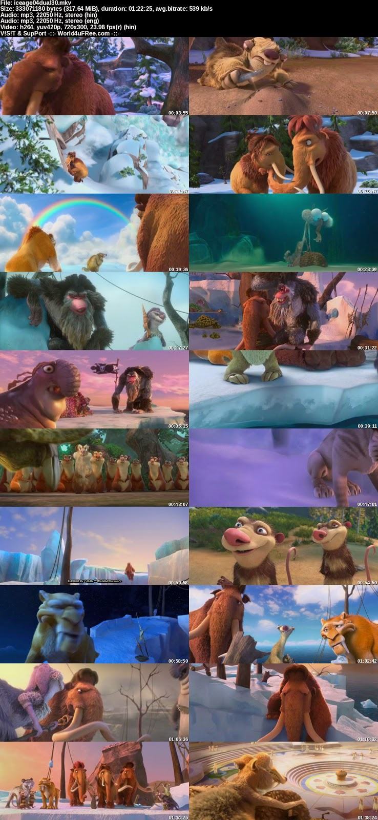 download ice age 4 continental drift full movie in hindi hd files