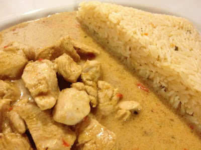 gluten free red thai curry