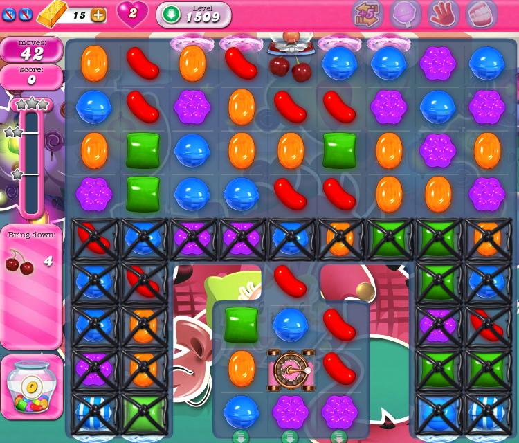 Candy Crush Saga 1509