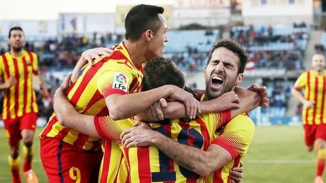 بالموعد والقنوات .. برشلونة يسعى للحفاظ على صداره الليجا وتكرار تفوقه على ريال سوسيداد اليوم 2