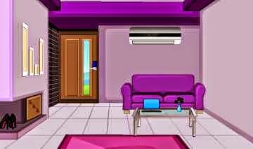 TheEscapeGames Pink Fantasy House Escape