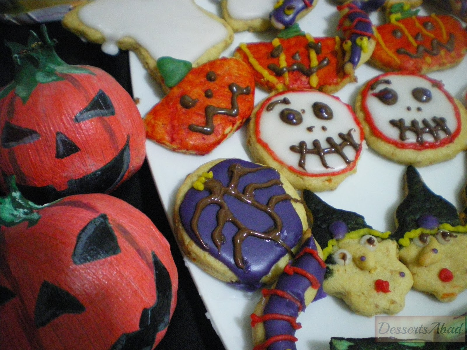 Pastitas trick or treat