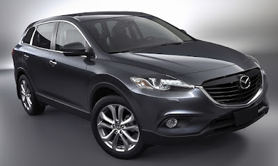Review Mobil New Mazda CX-9