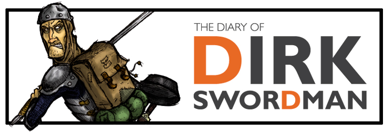 The Diary of Dirk Swordman