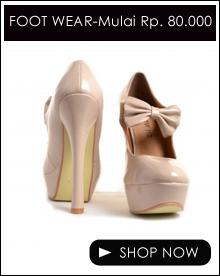 Promo Sepatu Sandal Murah