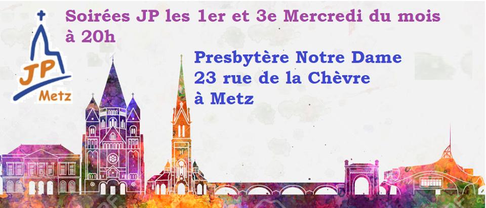 jeunes professionnels catholiques de Metz