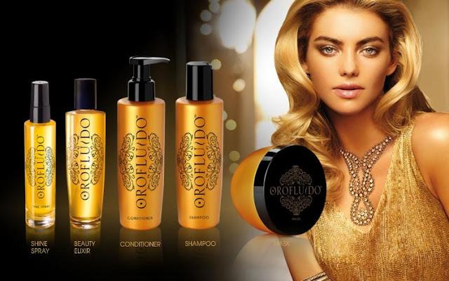oro fluido, belleza, cabello, lacaprichossa