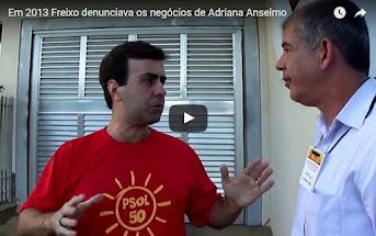 Vídeo: Em 2013 Marcelo Freixo pedia o impeachment de Cabral por conta da esposa