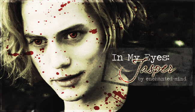 In My Eyes: Jasper banner