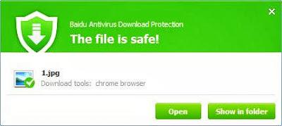 Baidu Antivirüs free
