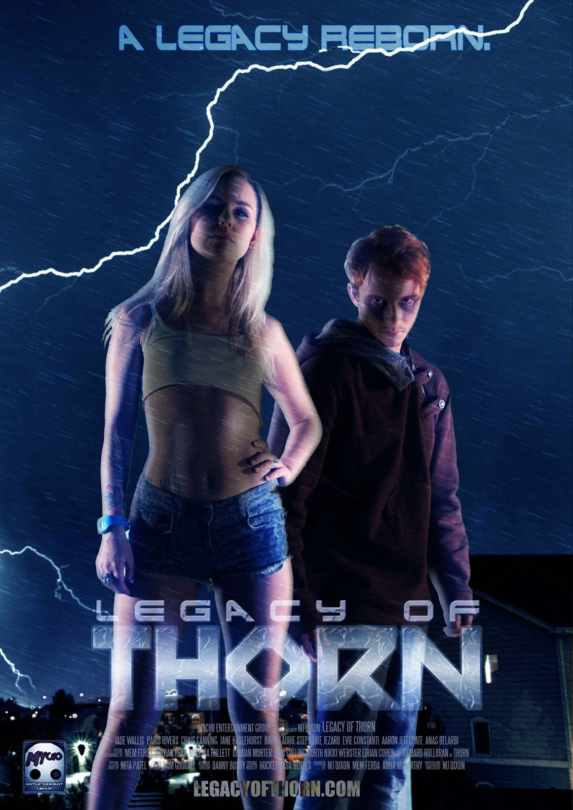 cult films and the people who make them: legacy of thorn