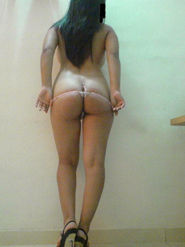 Indian Girl Removing Dress