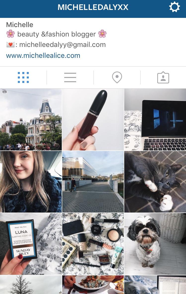 Instagram Round Up | 2016 so far!