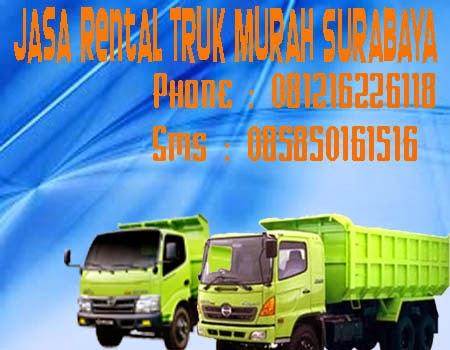 Jasa Rental Truk Murah Surabaya-NTB