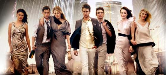 TV killed the movie star. BLOG DE SERIES: El efecto Gossip Girl ...