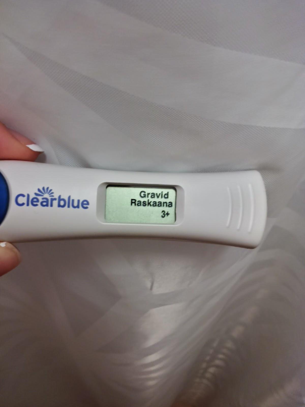 väldigt tidiga gravidsymptom