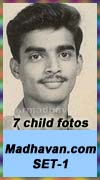 Actor MADHAVAN childhood and family photos